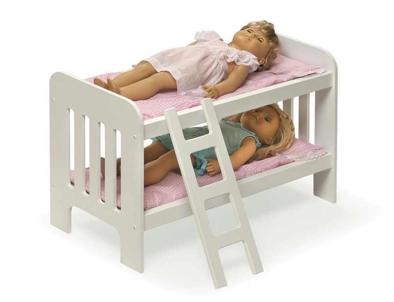 american girl bunk bed doll bunk beds for american 11830