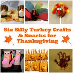 Turkey Crafts and Snacks Perfect for Thanksgiving