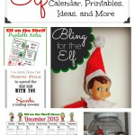 Elf on the Shelf Round Up: Ideas, Calendar, Accessories, Letters, and More
