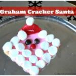 Class Party Recipes: Graham Cracker Santa