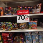 Target Toy Clearance: Toys Marked as Low as 70 Percent Off
