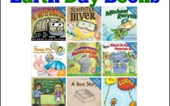 Earth Day Books to Read from Baby to Adult