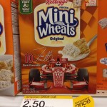 Frosted Mini Wheats Coupon and Deal: Only 25¢ per Box at Target