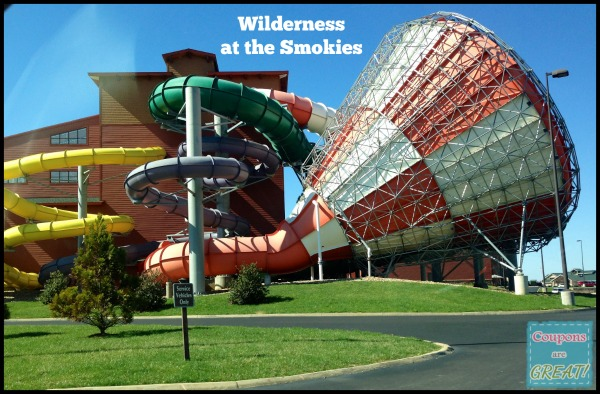 Wilderness of the smokies discount coupons