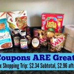 My Publix Shopping Trip Using Coupons