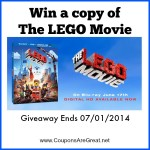 Win The LEGO Movie Blu-ray Combo Pack