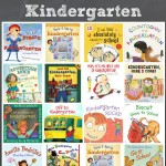 Preparing for Kindergarten with Back to School Books