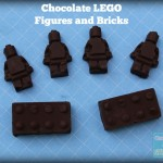 The Time We Made Chocolate Lego Men and Chocolate Lego Bricks