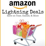 Today's Amazon Toy Lightning Deals