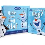 Hide and Hug Olaf Tradition – I Like Warm Hugs