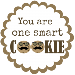 Test Treats: One Smart Cookie Printable Tag