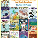 Beginning Chapter Books for Early Readers