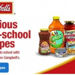 Campbell's Back-To-School Recipes for Lunch and Dinner #CampbellSavings