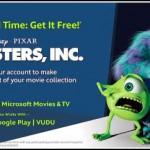 Free Monsters Inc. Digital Download