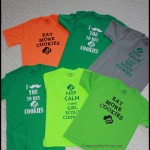 Girl Scout Cookie Shirt Ideas – Make Cookie Season Even More Fun!