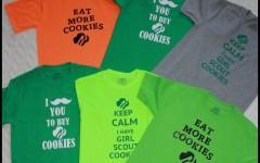 Girl Scout Cookie Shirt Ideas – Make Cookie Season Even More Fun!