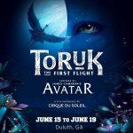 Now in Atlanta: Cirque Du Soleil TORUK