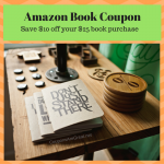 Amazon Book Coupon – Save $10 off your $25 Purchase (in Books)
